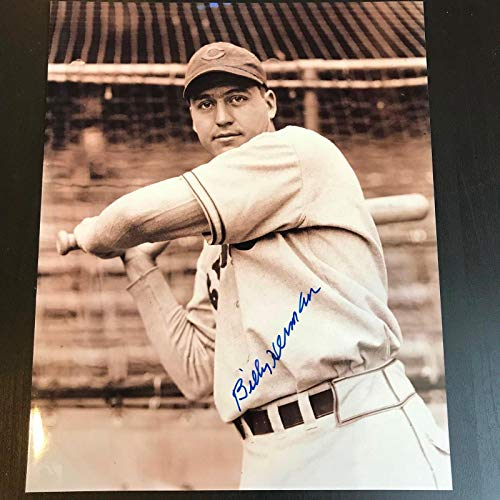 Herman Photo Signed - Signed Herman Photo - 8x10 Hall Of Fame - Autographed MLB Photos