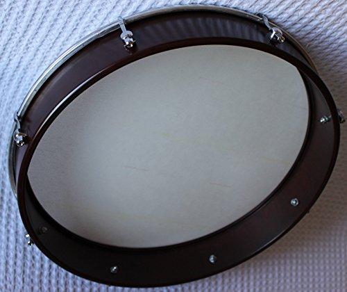 Turkish Professional Bendir Percussion Frame Drum Riqq,tar, Daf, Def ()