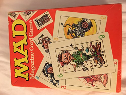 Mad Magazine Card Game (Mad Magazine Game)