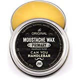 Primary Moustache Wax | Medium Hold, Every Day Use