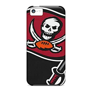 New Style Tpu 5c Protective Case Cover/ Iphone Case - Tampa Bay Buccaneers