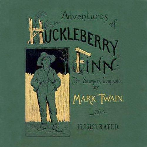 Bargain Audio Book - The Adventures of Huckleberry Finn