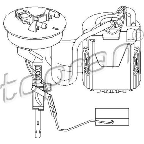 3vze Fuel Diagram