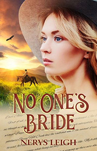 No One's Bride (Escape to the West Book 1) by [Leigh, Nerys]