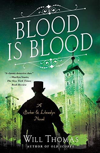 Blood Is Blood: A Barker & Llewelyn Novel