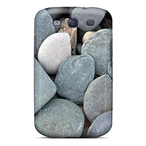 For Galaxy S3 Protector Case Beautiful Stones Phone Cover