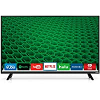 VIZIO D39h-D0 39 720p 120Hz Full Array, DTS Studio Sound, LED Smart TV /True 16:9 aspect ratio