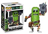 Funko Pop Animation Morty-Pickle Rick with Laser Collectible Figure