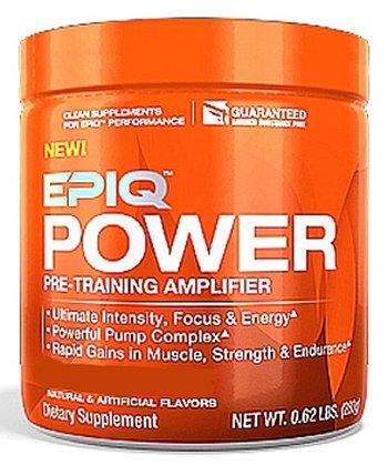 EPIQ - Puissance préformation Amplificateur Pastèque 40 portions - 280 grammes
