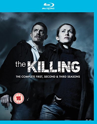 The Killing - Seasons 1-3 (9 Disc Box Set) [Blu-ray] [2011]