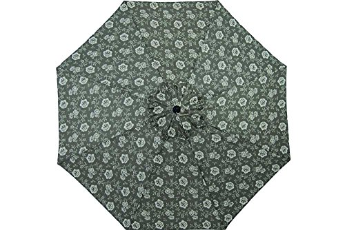 Numark Country Living 7.5 Ft. Patio Umbrella with 3-Posit...