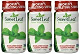 Sweet Leaf Stevia Plus Powder, 4 Ounce -- 3 per case.