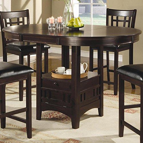 - Lavon Counter Height Table Espresso