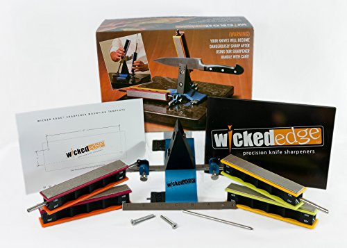 Wicked Edge Precision Knife Sharpener product image