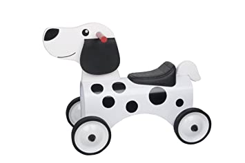 Great Gizmos Dalmatian Ride On Dog Toys Games