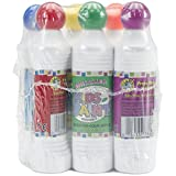 Crafty Dab Watercolor Kid'S Paint Scented Shimmer Paint Markers 1.4 Oz 6 kg-Assorted