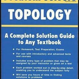 homework problem solution topology
