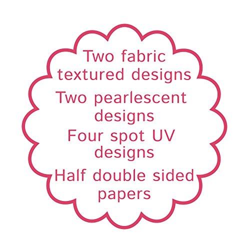 First Edition Pretty Posy Premium Paper Paper Paper Pad 12 x12  48 Sheets (FSC) B01BTZW5E8   Viele Sorten  fa1708