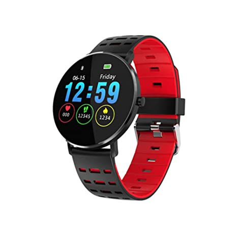 Amazon.com: Metermall L6 IP68 Waterproof Smart Watch ...