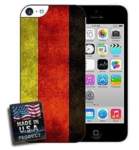Germany Flag German Country Pride iPhone 5c Hard Case