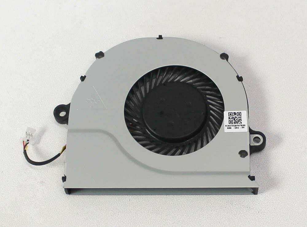CAQL Cooling Fan for Acer Aspire E5-574G E5-574T E5-574TG E5-772 E5-772G F5-571 F5-571G F5-571T F5-572 F5-572G F5-573 F5-573G F5-573T V3-472 V3-472G V3-472P V3-472PG V3-572G V3-575 V3-575G V3-575T