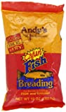 Andys Andy's Cajun Fish Breading 10 OZ (Pack of 24)