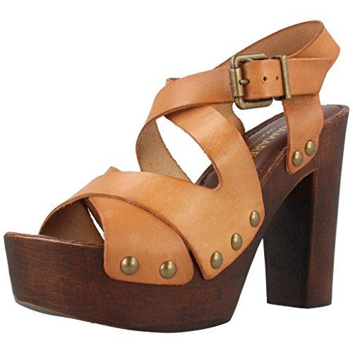 mm 66522 - Zapatos de Vestir Para Mujer marr�n