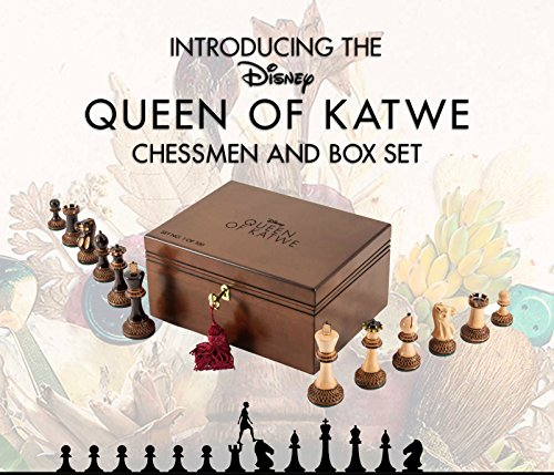 The Official Queen of Katwe Box Set - Limited Edition of 100 - by The House of Staunton by The House of Staunton