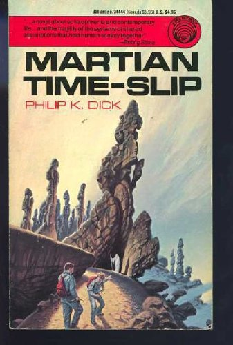 Martian Time-Slip, Dick, Philip K.
