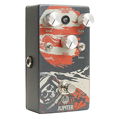Jupiter Fuzz V2 by Walrus Audio