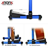 Guitar Stand - Foldable Aluminum Floor Stand