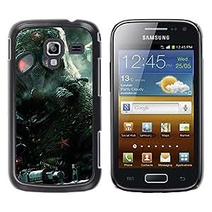iKiki Tech / Estuche rígido - Fall0ut Apocalypse Soldado - Samsung Galaxy Ace 2