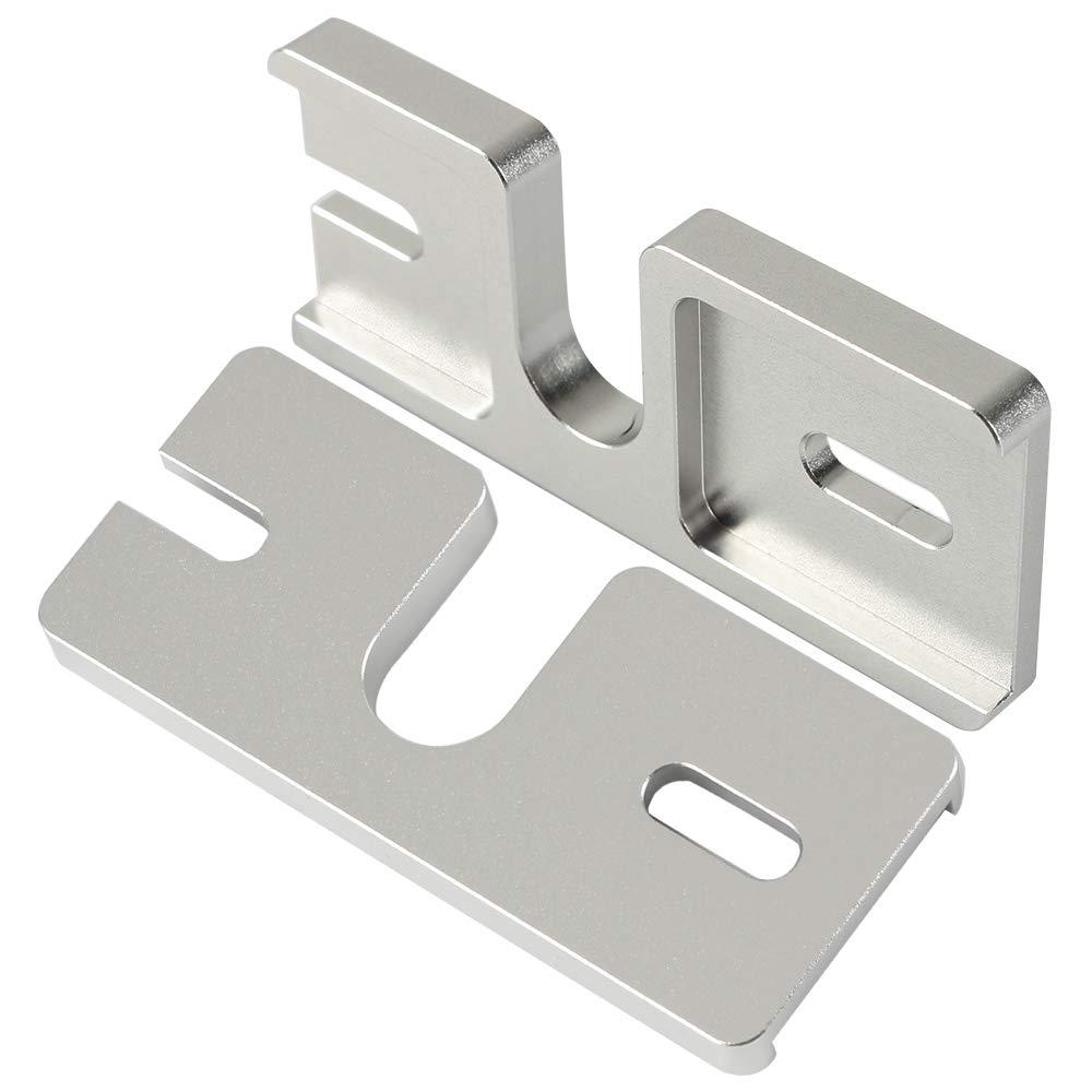 FYSETC - Placa de montaje de ranura de aluminio para impresora 3D ...