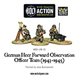 1943-45 German Heer Foo Team Miniatures