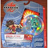 : Preyas Element Change Special Attack Green Bakugan Battle Brawlers Figure wit...