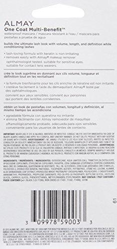 Almay hypoallergenic mascara ingredients
