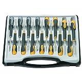 Rolson 28289 Screwdriver Set - 15 Pieces