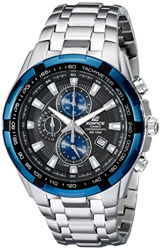 Casio EF539D 1A2 Edifice Stainless Chronograph
