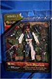 NECA Pirates of the Caribbean Dead Man's Chest Series 2 Captain Jack Sparrow Action Figure