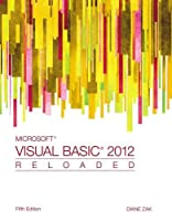 Microsoft Visual Basic 2012: RELOADED, 5th Edition Front Cover