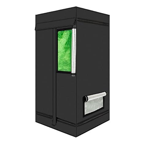 amazon com coolgrows 2x2x4 feet small indoor mylar hydroponics