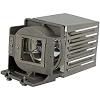 AuraBeam Economy Optoma BLFP240A Projector Replacement Lamp with Housing