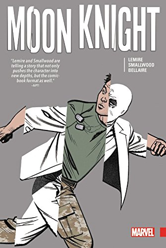 Moon Knight by Lemire & Smallwood (Moon Knight by Lemire & Smallwood HC)