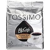 TASSIMO MCCAFE Premium Roast Coffeem, 14 T-Discs, 116G