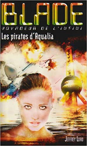 Jeffrey Lord - Blade 188 Les Pirates d'Aqualia sur Bookys