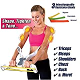 Shaping Unicorn Arm--WONDER ARMS. Firm&Fabulous Arms In Minutes A Day!Wonderful Triceps,Biceps,Chest,Shoulders,Back etc for All Fitness Levels.