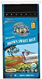 Lundberg Organic Brown Sweet Rice, 25-Pound ( Multi-Pack)