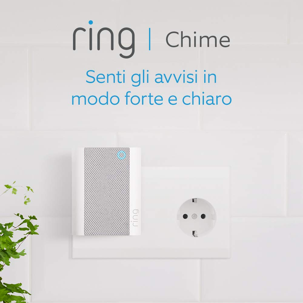 bianco Nuovo Ring Chime