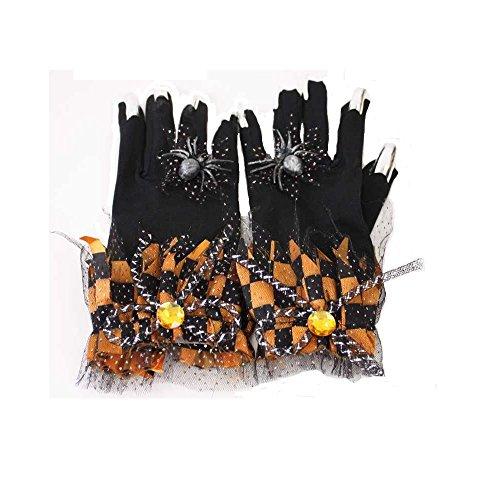 Zombie & Gloves Hand Arm (Uniton -- Halloween Gloves (Costume)