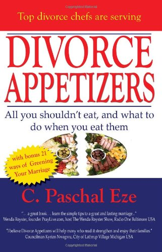Divorce Appetizers: All you shouldn't eat and what to do when you eat them